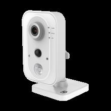 TruVision 1.3 MPx, WIFI, vnitřní IR Cube kamera s SD kartou