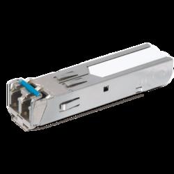 SFP-Port 1000Base-SX Mini-GBIC Module - 2 Fiber - 550m - Multi-Mode - 850nm(-40~75℃) - Based on 50/125µm OM2 Fiber