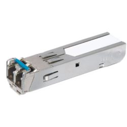 SFP-Port 1000Base-LX10 Mini-GBIC Module - 2 Fiber - 10Km - Single-Mode - 1310nm(-40~75℃)