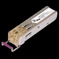 SFP-Port 1000Base-BX20 Mini-GBIC Module - 1 Fiber - 20Km - Single-Mode - Tx 1490nm - Rx 1310nm(0~50℃)