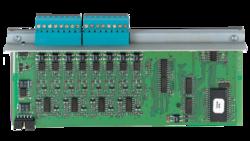 Karta  LON - 8 hlídaných výstupů pro sirény, napájení 24
