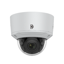 TruVision 4MPx, H.265/H.264, IP VF Dome Camera, 2.8~12mm