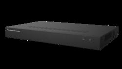 TruVision IP Encoder, 16 CH, H.265/H.264, Desktop or Rack Mount, 5MP (Max) HD-TVI, 960H, Audio, Alarm, RS-485, 12VDC