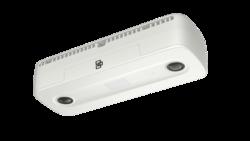 Kamera pro počítání lidí TruVision IP s dvojitým objektivem, vnitřní