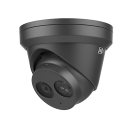 TruVision 4MPx, H.265/H.264, IP Fixed Lens Turret, 2.8mm
