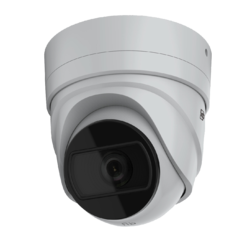 TruVision 4MPx, H.265/H.264, IP VF Turret, 2.8~12mm moto