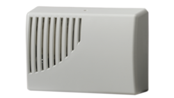Vnitřní siréna s obousměrnou komunikací,bílá, 433 MHz-LoNa (včetně baterií)