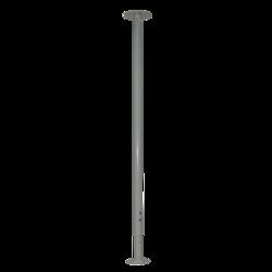 Nastavitelný stropní držák 100-180 cm se závěsnou plochou pro kamery