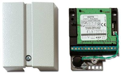 Programovatelný trezorový detektor, nast. citlivost 5 x 6 dB softwarem SCM700