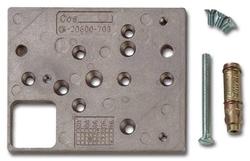 Montážní deska pro přišroubování VV600/602Plus