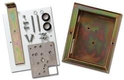 Kovová skříňka pro montáž VV600/602Plus/700 do podlahy