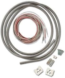 Souprava pancéřovaného kabelu (délka 2m)