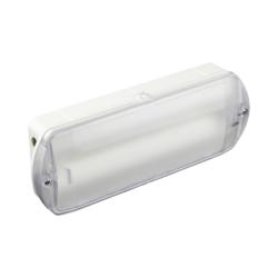 Stálé nouzové světlo s auto-testem 105/105lm, výdrž 3 hod. - GR-1939/15L - 1