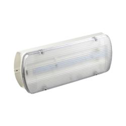 Stálé nouzové světlo s auto-testem 245/480lm, výdrž 3 hod. -  GR-939/6P - 1