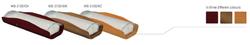 Dřevěná základna v barvě třešně - 1