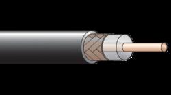 Koaxiální kabel RG59 100m