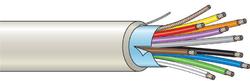Stíněný kabel 10 žílový - lanko (100 m), (10x0,22 mm2)