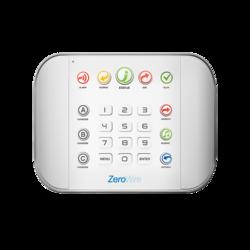 ZeroWire interaktivní a plně bezdrátový zabezpečovací systém