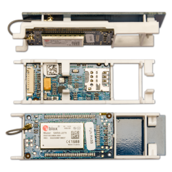 ZeroWire 3G GSM modul s Vodafone SIM kartou