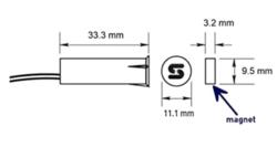 Alarmový spínač pro P500 - 2