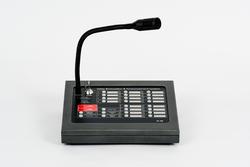 Mikrofonní konzola se 16 tlačítky, verze na stůl - 2