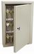 Trezorová skříň - Key Cabinet Pro - se zámkem pro 30 klíčů - Hnědá - 2/4