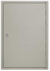 Trezorová skříň - Key Cabinet Pro - se zámkem pro 60 klíčů - Hnědá - 2