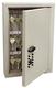 Trezorová skříň - Key Cabinet Pro - s kódovým zámkem pro 30 klíčů - Hnědá - 2/3