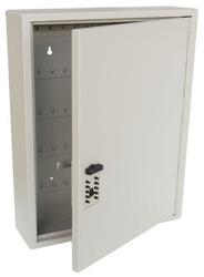 Trezorová skříň - Key Cabinet Pro - s kódovým zámkem pro 120 klíčů - Hnědá - 2