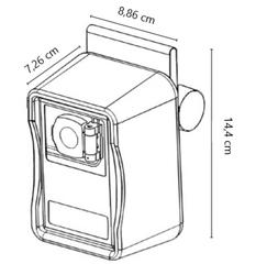 Klíčový trezor MAGNUM pro pevnou montáž - 2