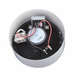 Nástěnný kovový kruhový reproduktor, ø170x75, konstrukce - 2