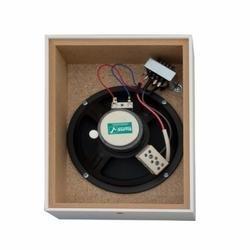 Nástěnný skříňkový MDF reproduktor, EN54-23253 x 193 x 83 mm - 2