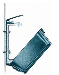 Klíčový trezor - StrongBox SlimLine pro montáž do vozu s ochranným krytem - Šedá - 2