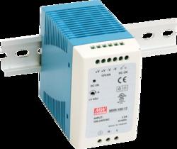 100-240V AC Input 48V DC 0.38Amp 18W Output Power Supply with EU wallplug (0~+50°C ) - 2