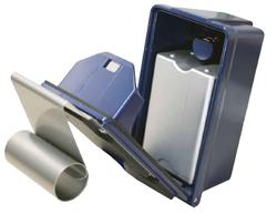 Klíčový trezor INDIGO XL bez zámku - 3