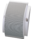 Skříńkový dvoupásmový reproduktor, 330x240x90 mm, 10/5/2.5/1.25 W / 100 V, 80 - 20.000 Hz, IP21, keramická svorkovnice - 3/3