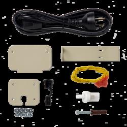Inteligentní DGP 4 - 8 dveří, Ethernet, 8-32 vstupů, 4-16 (68) výstupů, 2 x RS485 pro 32 x ATS RAS / OSDP2 / bezdr. zámky, 65k uživatelů, 2 režimy: standardní (jako ATS125x) / rozšířený (8 dveří, konfig. s ATS8600 / C4), zdroj 13,8 Vss, 409 x 593 x 112 mm - 3