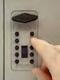 Trezorová skříň - Key Cabinet Pro - s kódovým zámkem pro 30 klíčů - Hnědá - 3/3