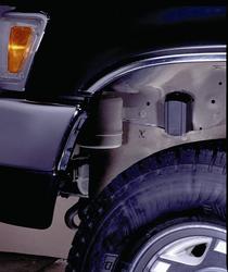 Klíčový trezor - StrongBox SlimLine pro montáž do vozu s ochranným krytem - Šedá - 3