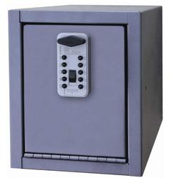 Kódový zámek TouchPoint pro zabudování do skříní a schránek - Hnědá - 4