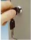 Trezorová skříň - Key Cabinet Pro - se zámkem pro 30 klíčů - Hnědá - 4/4